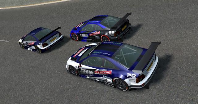 H2O apresenta seus primeiros carros para o Super MultiSeries Lfs_00000691