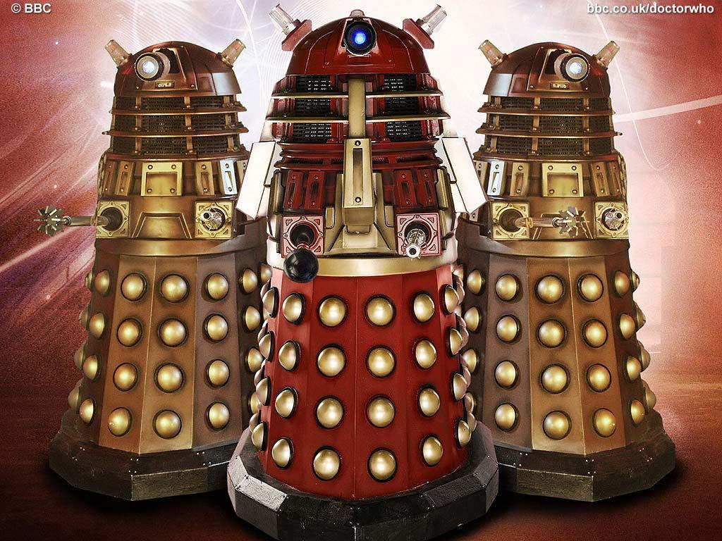[Taverne] Doctor Who Daleks