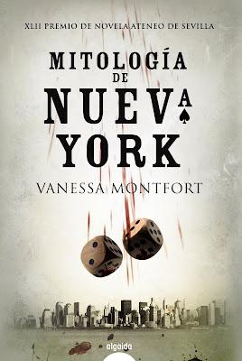 Mitología de Nueva York - Vanessa Montfort  Motologianuevayork