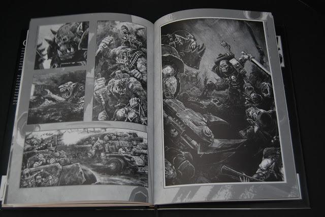 Artbook review - Inquis exterminatus DSC_0988
