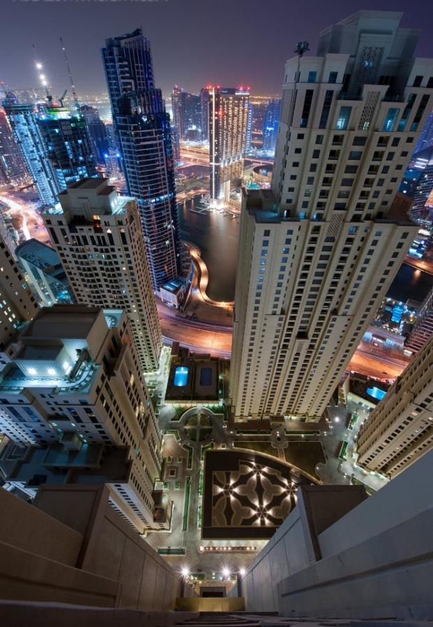 دبي ليلاً - صوراً غاية في الجمال Dubai-amazing-photos20