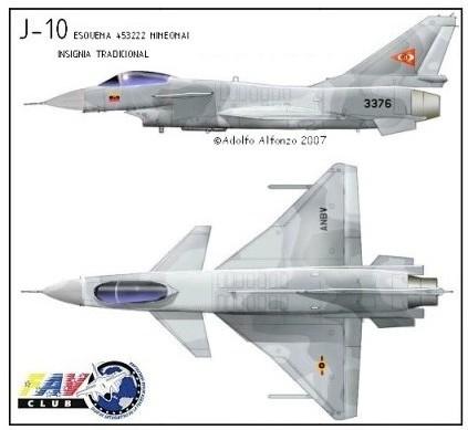 FUERZA AEREA VENEZOLANA. - Página 2 J-10-fighter-aircraft-venezuela1