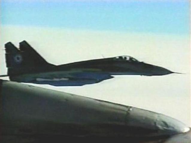 قصه ال MIG-29 في كوريا الشماليه  7