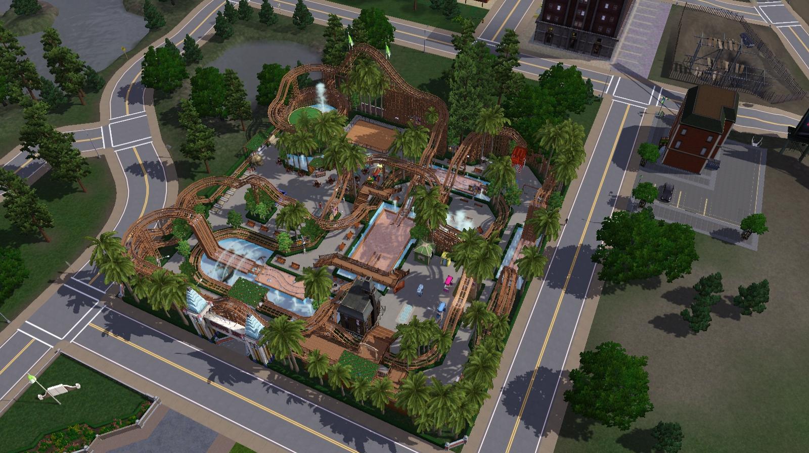 [Descarga] Parque Adventure Park. Screenshot-44