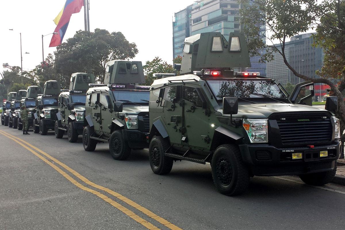 Vehículos de Emergencia de todo el mundo Noticias, opiniones, fotos, videos - Página 9 Blindados%2BSandcat%2Bejercito%2Bcolombia