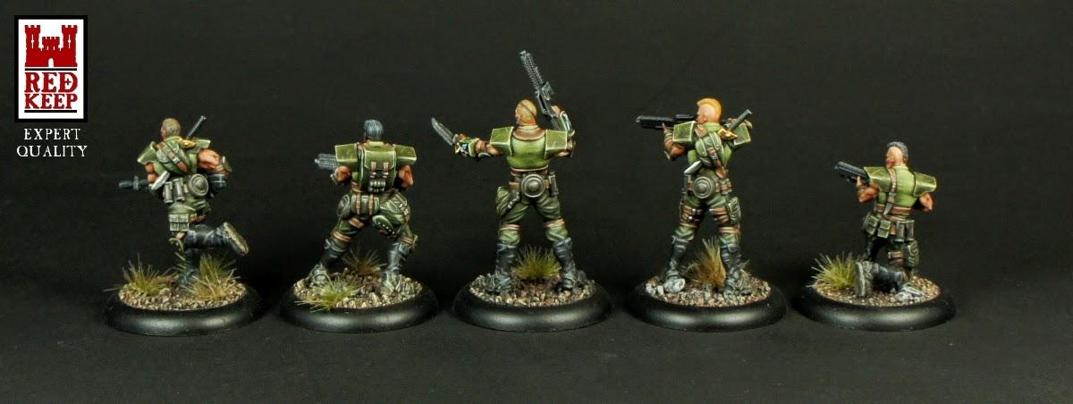 Présentation Warzone Resurrection Marines2