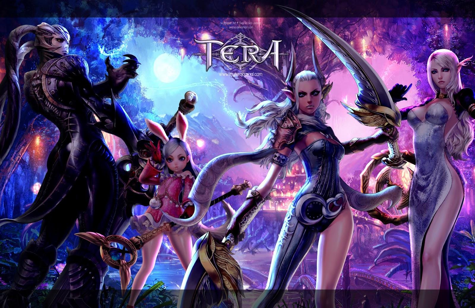 Tera Online -  Servidor PT/BR Tera.Online.full.1089213