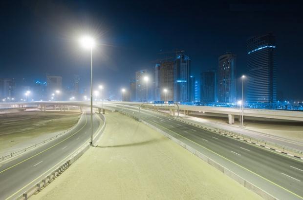 دبي ليلاً - صوراً غاية في الجمال Dubai-amazing-photos14