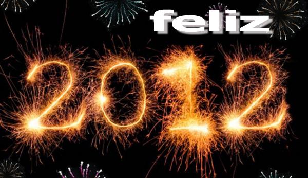 FELICES FIESTAS Feliz2012