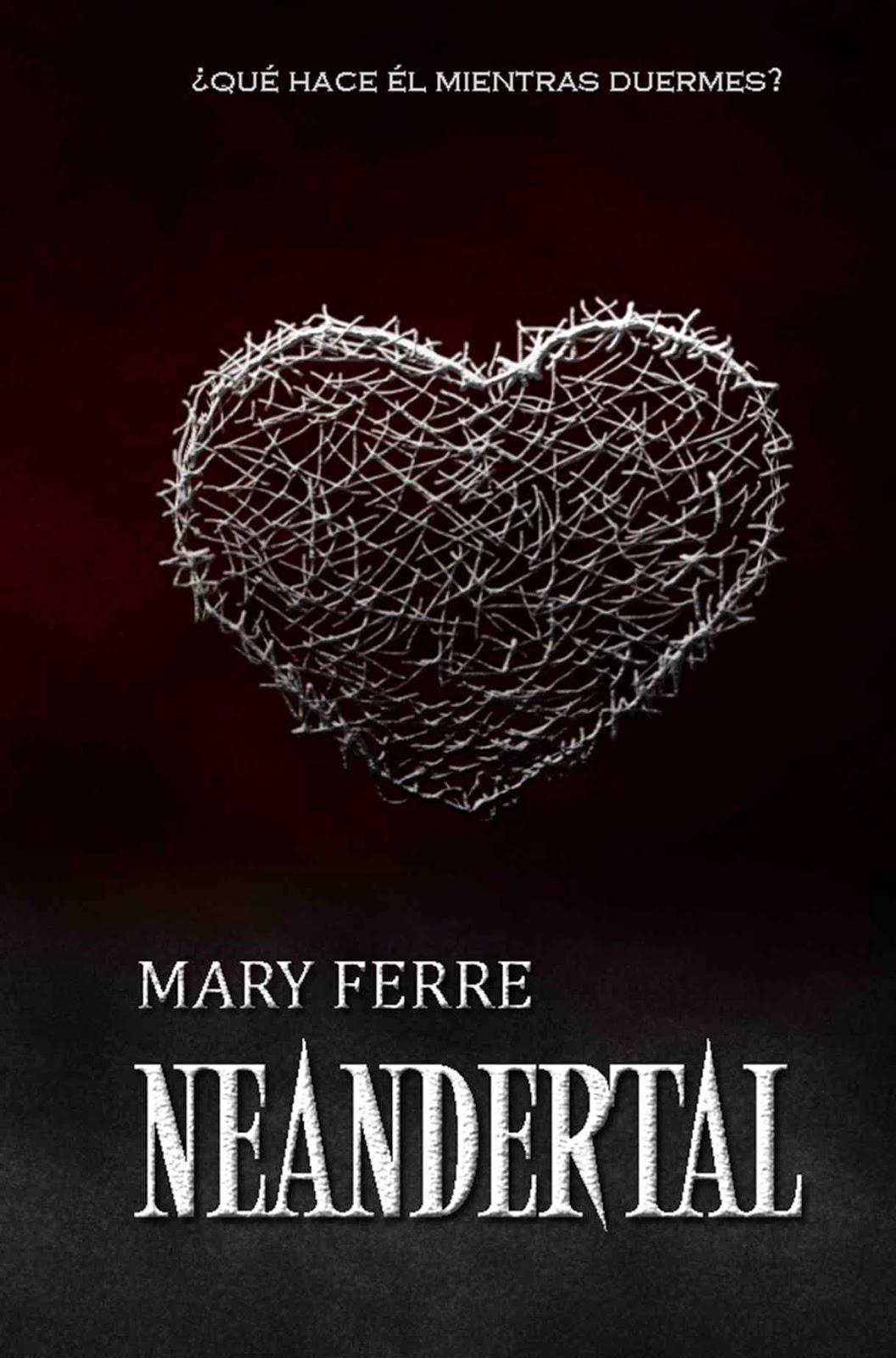 Mary Ferre Saga Neandertal Cover