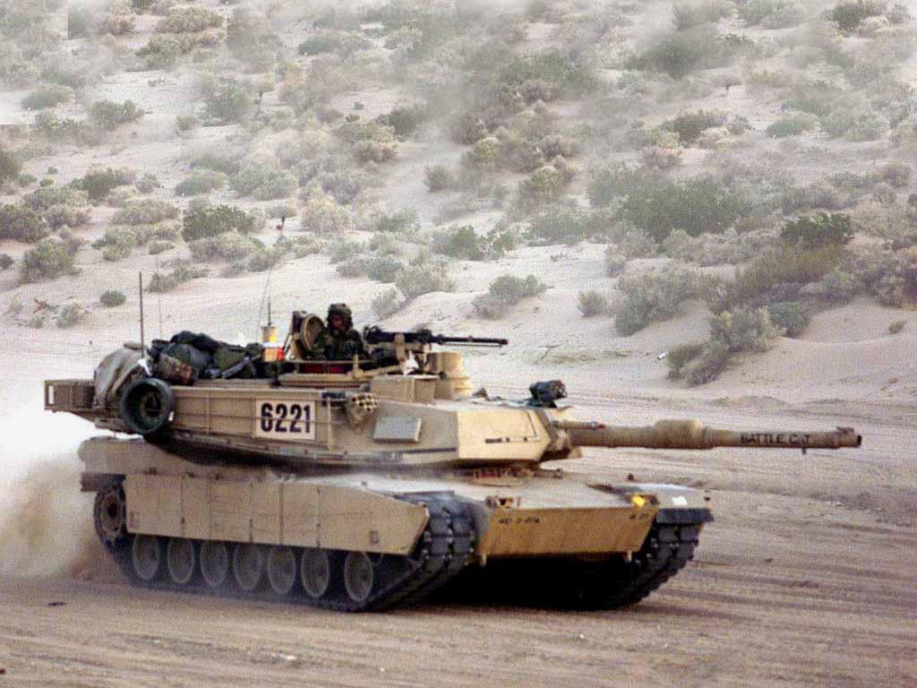 مقارنة بين احدث الاسلحة الروسية والامريكية M1A2-Abrams-1