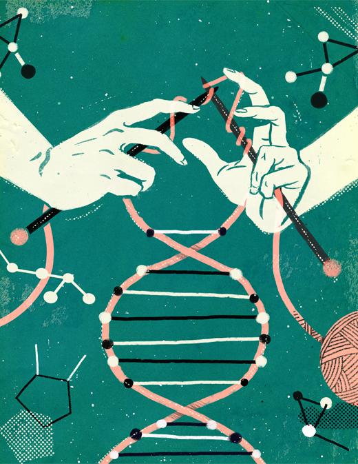 La epigenética y el resurgir del lamarckismo Epigenetics-01