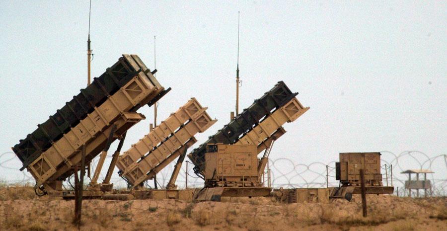 افاق التعاون العسكري المصري-السعودي وتأثيره على ميزان القوة مع الكيان الصهيوني - فريق الأسد - Patriot%2Bmissiles