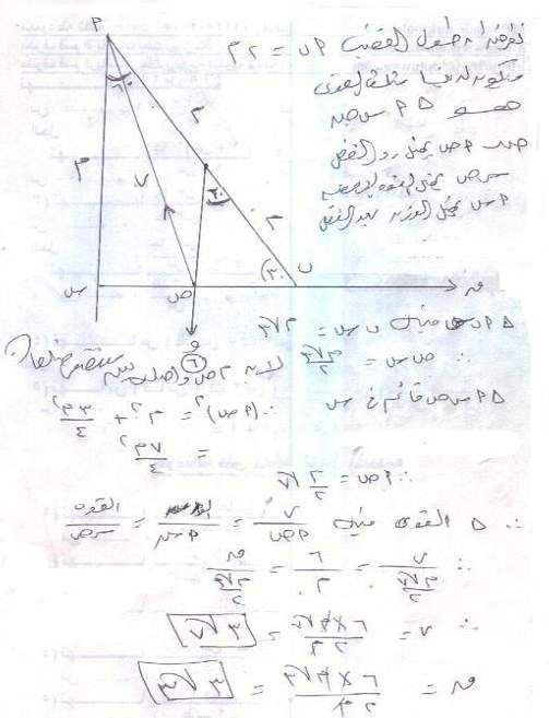 امتحانات الثانويه من مصراوى222012 6