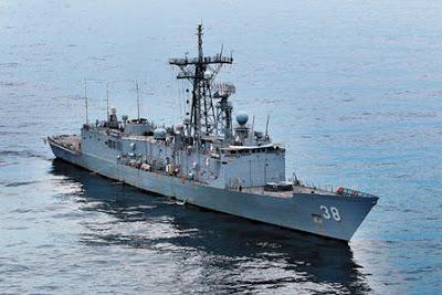 Posible Transferencia de 2 Fragatas Oliver Hazard Perry - Página 2 Foto