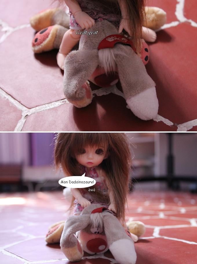 [PS At home :3] Hermione et le Daïnozaure 11