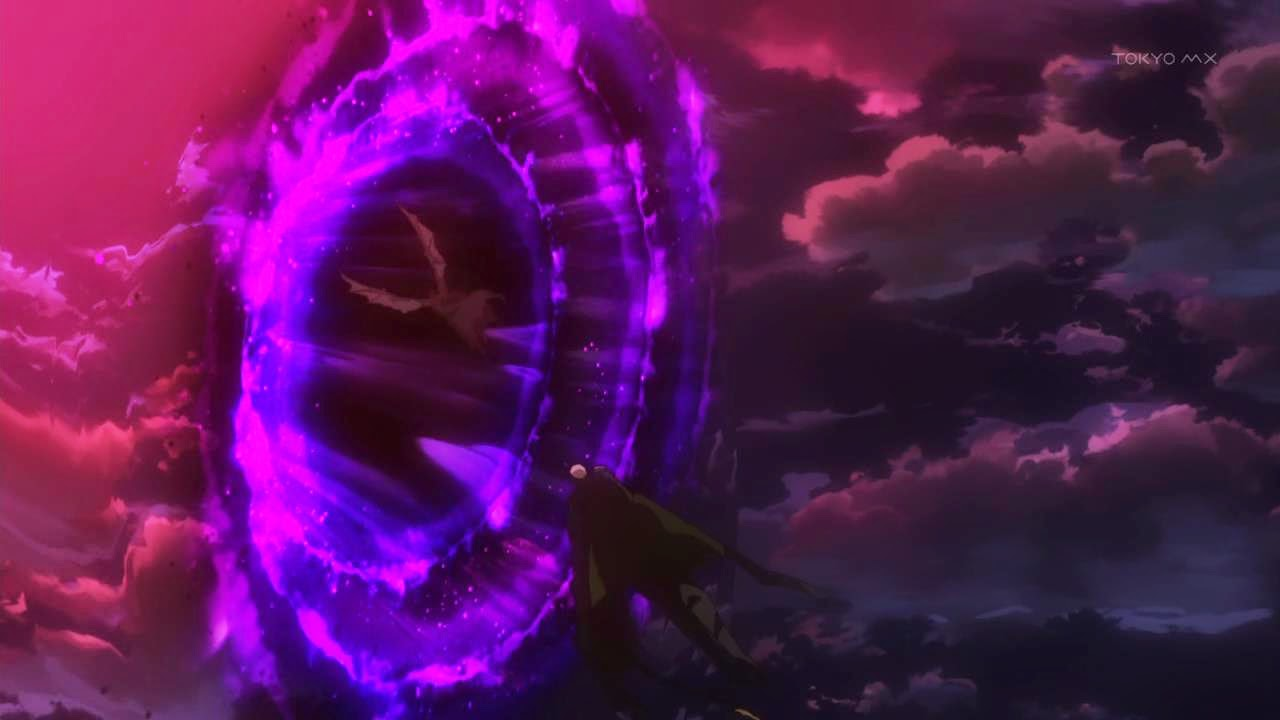 All The Fools Sailed Away [Minor Demonic Incursion] Portal