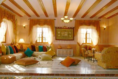 الأثاث المغربي التقليدي والمعاصر 1