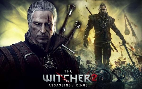 Favorite Games Witcher-2-600x375