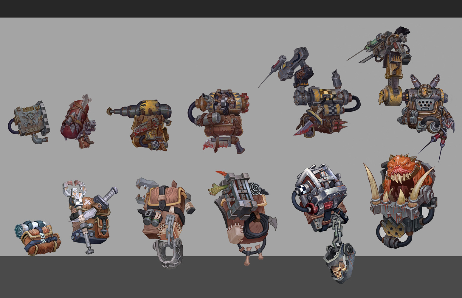 [E3] Eternal Crusade, un MMO Warhammer 40K - Page 3 14