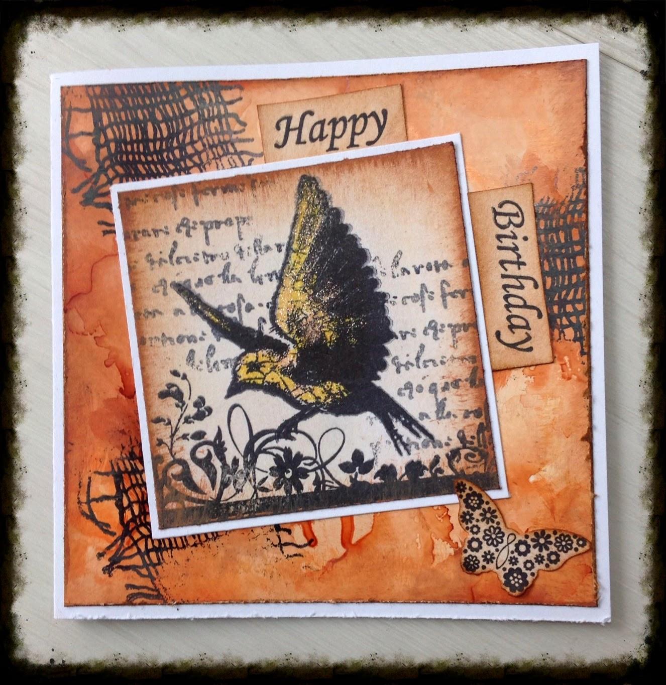 5 juni 'Happy Bird' Birdy2