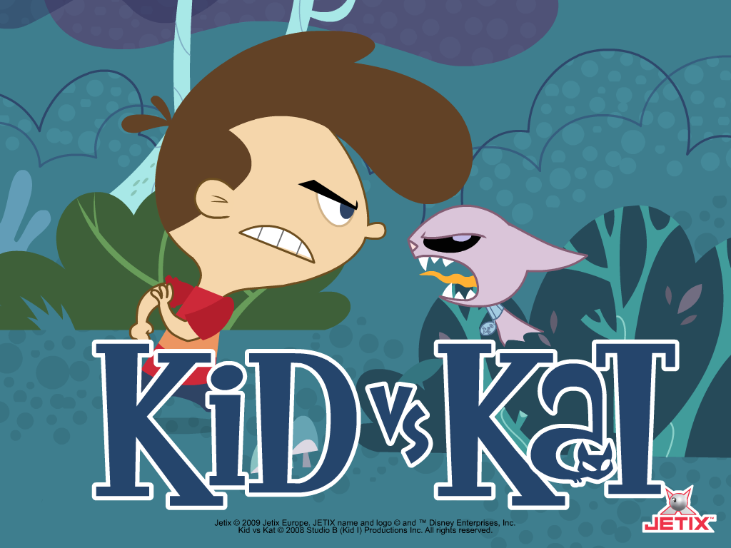 Kid vs. Kat Wallpapers-kid-vs-kat-01