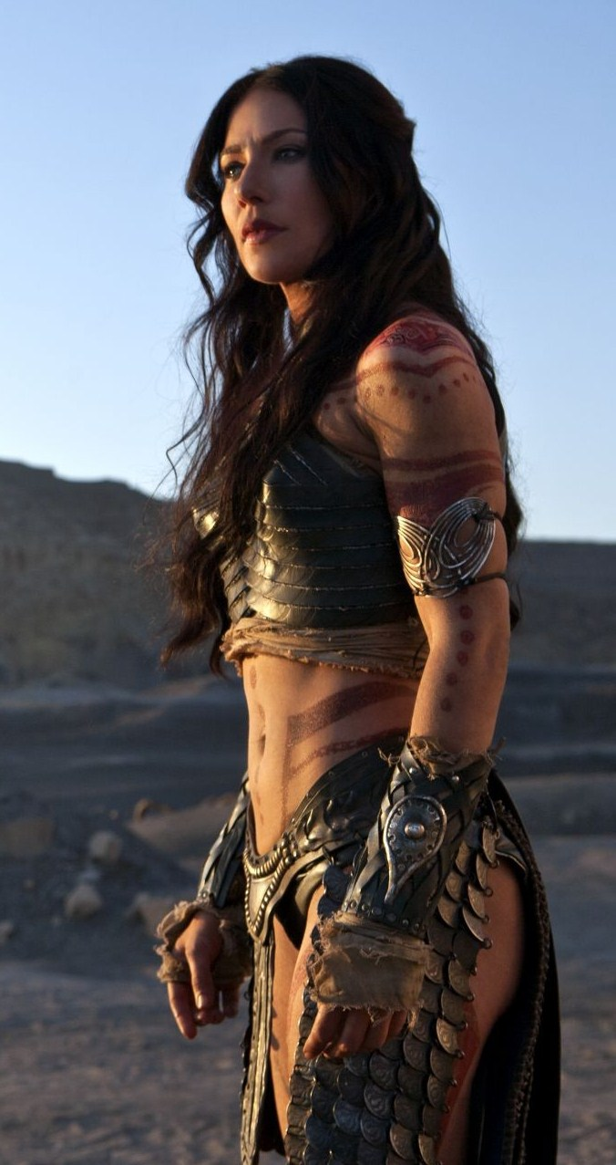 Women Wearing Revealing Warrior Outfits - Page 6 John-carter-still02