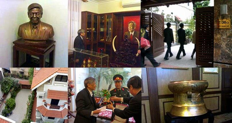 không - LƯƠNG không đủ café, LẬU … xây biệt thự tiền tỷ của quan chức cs Lekhaphieu-combindanlambao