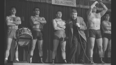 Boulevard de Julien Duvivier  Boxeurs