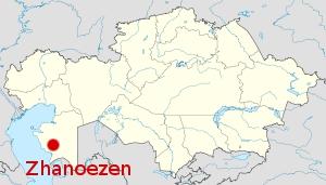 [Kazajstan] REVUELTA OBRERA EN KAZAJSTÁN Zhanaozen