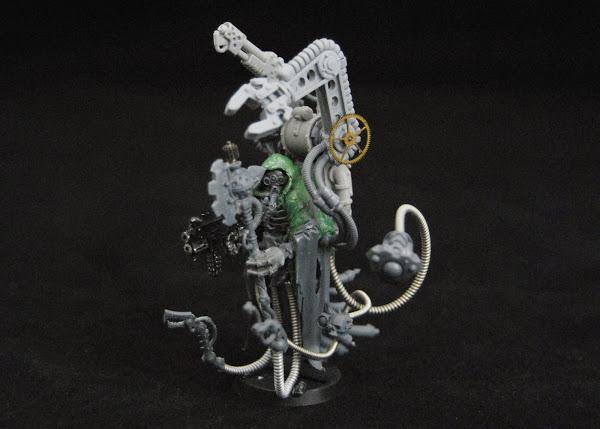 Warhammer 30k Sons of Horus  Dark_Mechanicus_WIP_01
