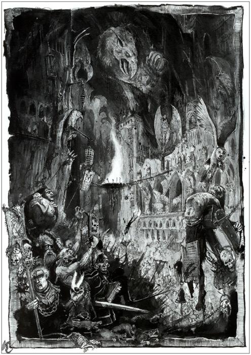 [Warhammer Fantasy Battle] Images diverses - Page 2 Mordheim%2BArt