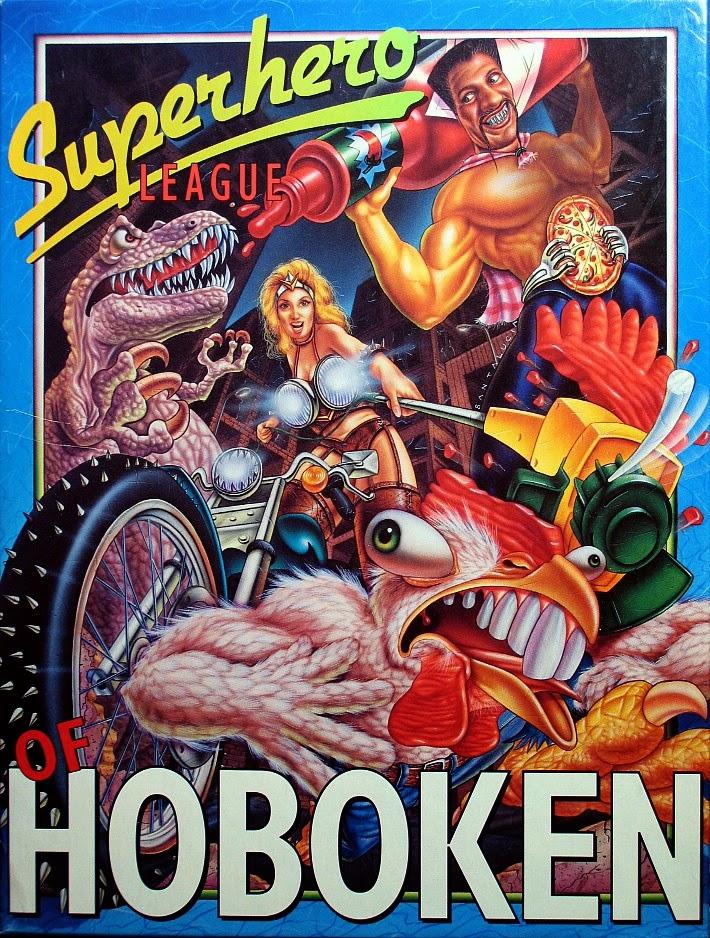 Superhero League of Hoboken Superhero%2BLeague%2Bof%2BHoboken