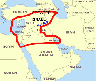 """ISIS """"Made In USA"""" Greater%2BIsrael"""