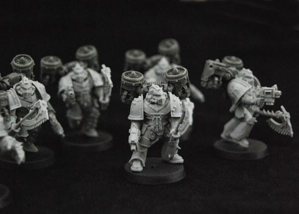 Warhammer 30k Sons of Horus  SOH_Reaver_WIP_04