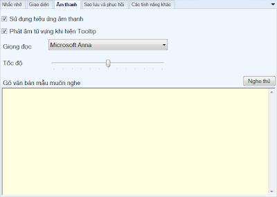 Phần mềm học từ vựng English ToolTip.... O_Speech