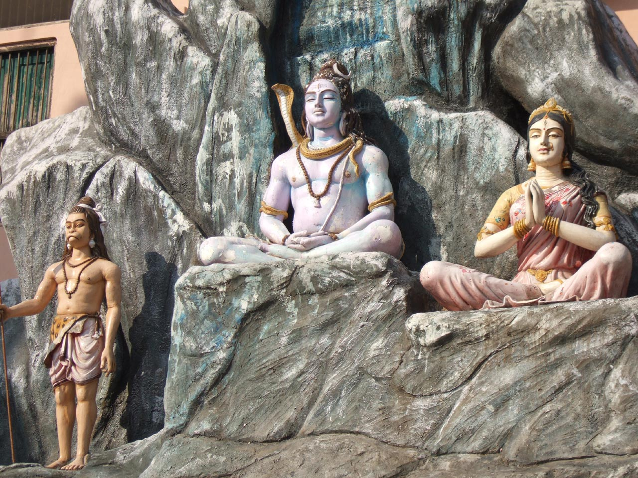 Indija Rishikesh-temple-of-hindu-god-at-india-pictures-collection