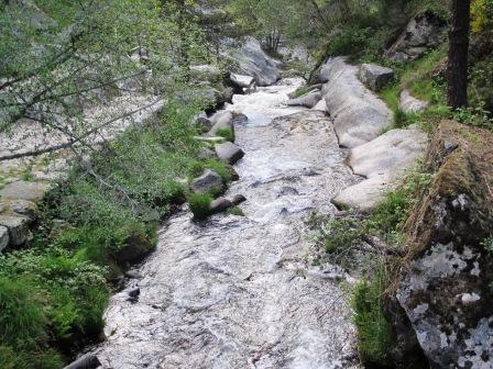 - Ruta por las pesquerías Reales (Segovia). IMG_4324