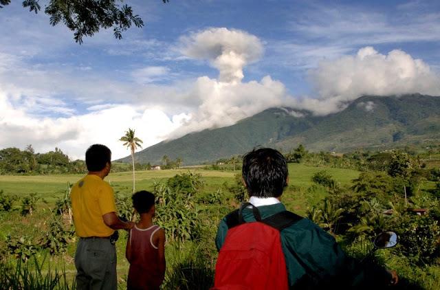 Volcano Uptick: The Kanlaon Volcano in the Philippines Kanlaon-Volcano-1123