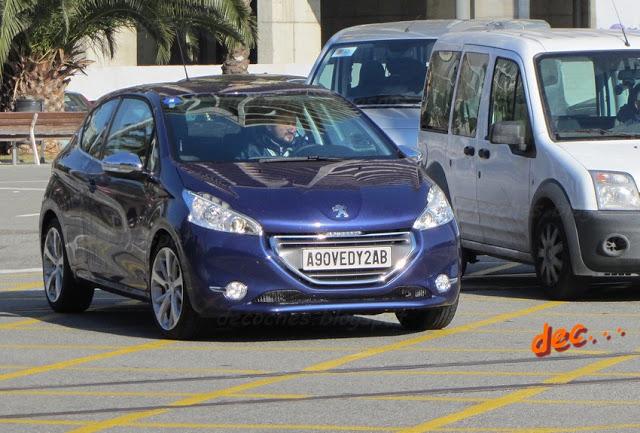 2012 - [Peugeot] 208 - berline [A90/1] 20811