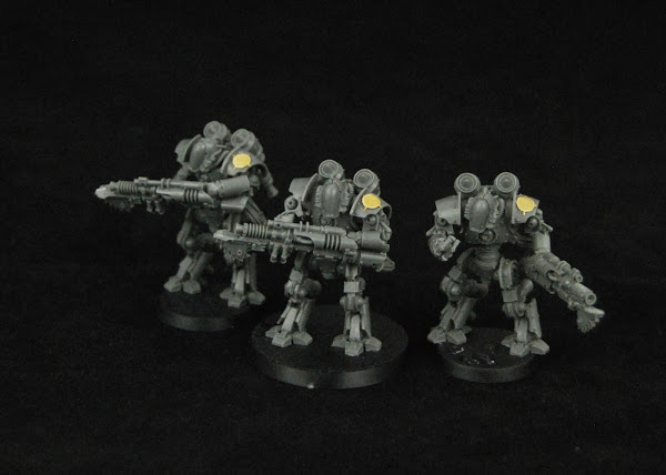 Warhammer 30k Sons of Horus  Dark_Mechanicus_WIP_15