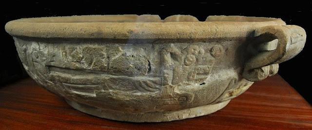 Evidence of Advanced Ancient Technology: Puma Punku Fuente_magna_side