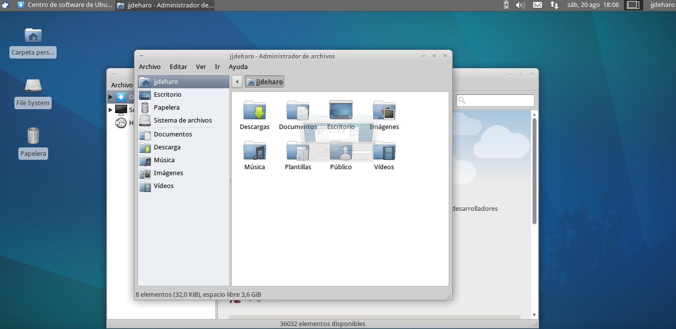 Software Libre: Debian, Ubuntu, Fedora etc.. Xubuntu1