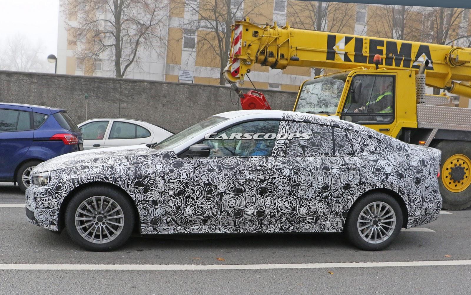 2017 - [BMW] Série 6 GT (G32) - Page 2 2018-BMW-5-Series-GT-3