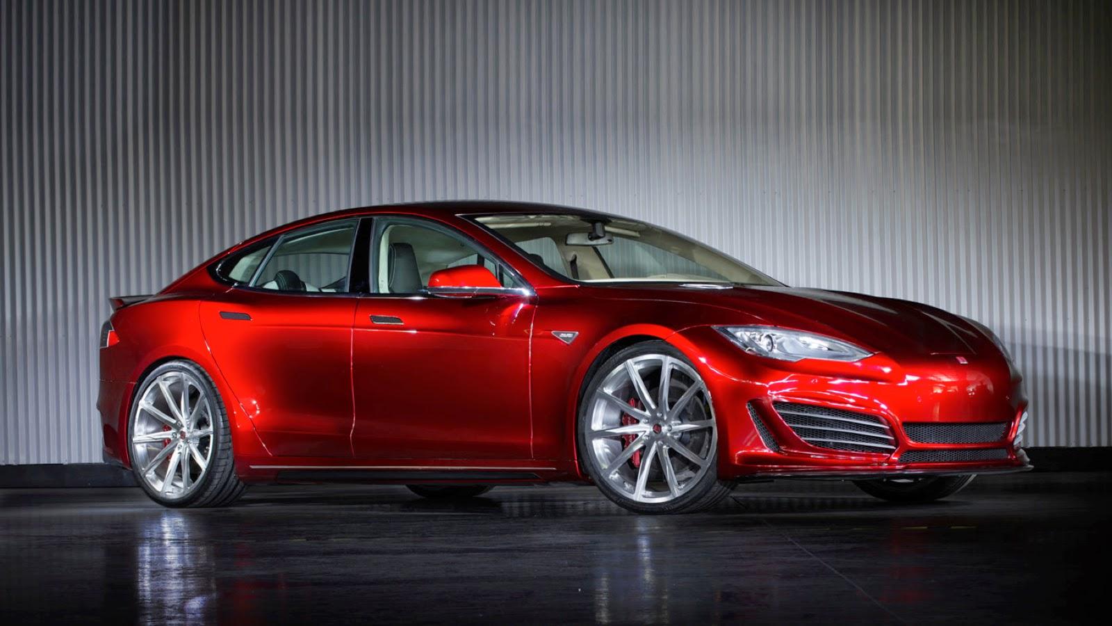 2009 - [Tesla] Model S Sedan - Page 9 Saleen1