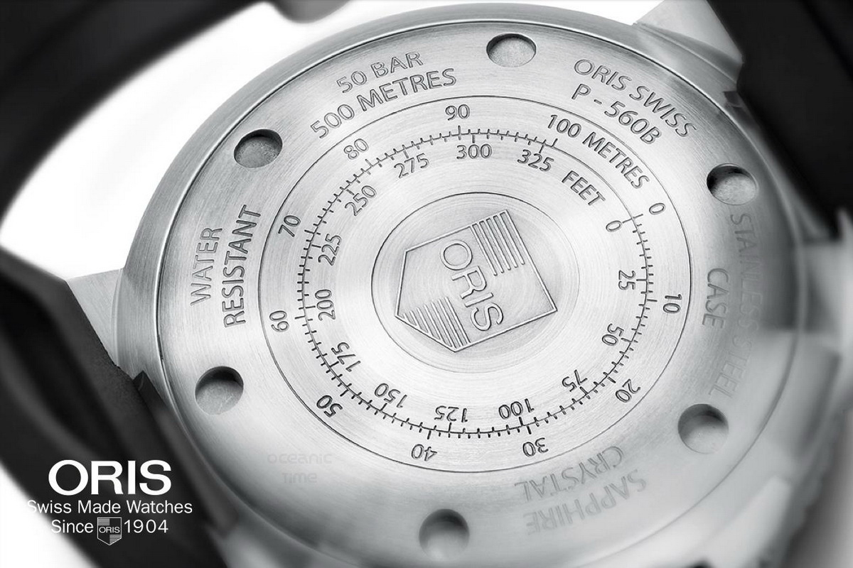 profondimetre - Une nouvelle montre profondimètre chez Oris ORIS%2BAquis%2BDepth%2BGAUGE%2B06