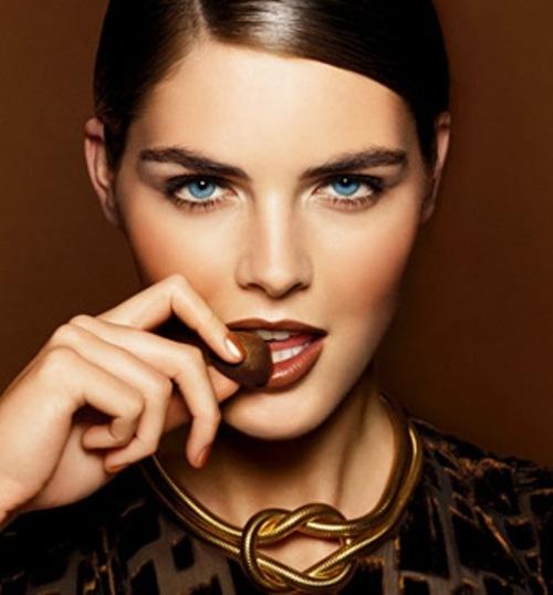 Ruževi za usne Chocolate-color-lipstick