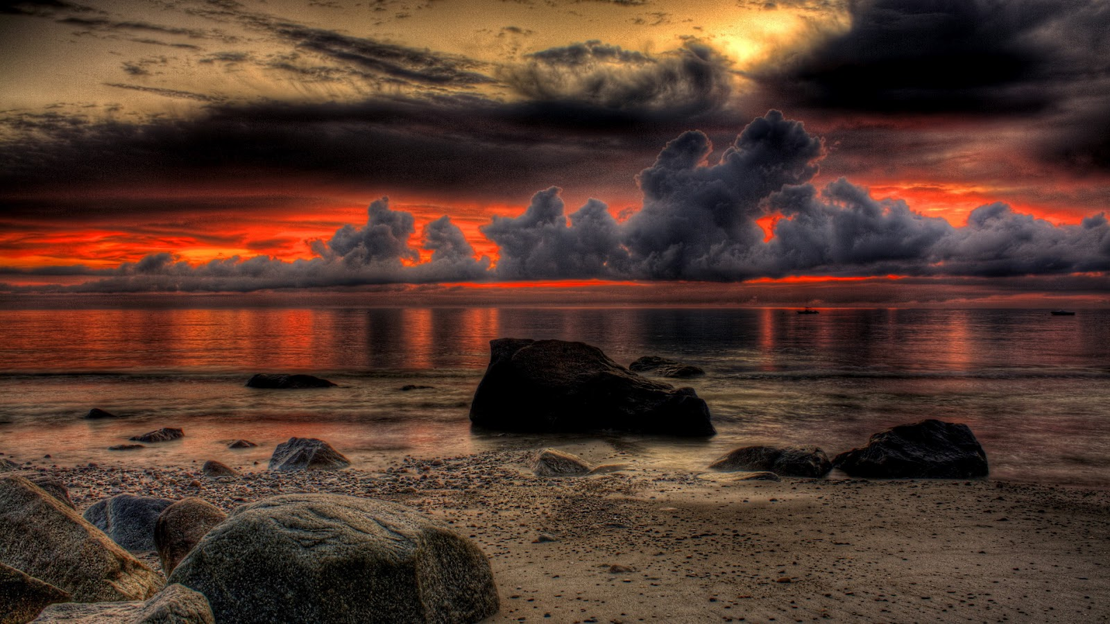Se va escondiendo el sol Paisajes_Wallpapers-1080p_09