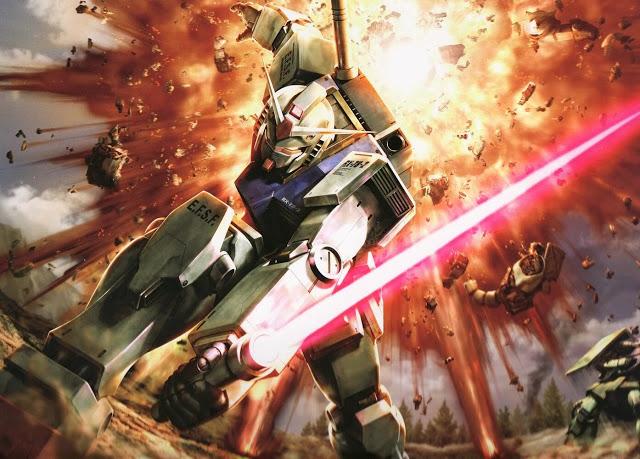 """[Gundam é melhor news] Criador de Gundam Critica Duramente """"Ataque dos Titãs"""" Acg09051913"""