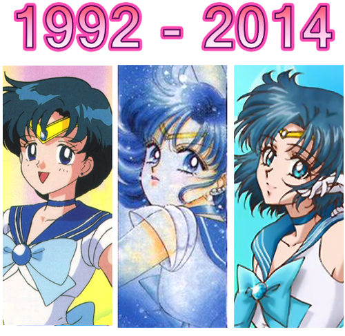 Galeria Sailor Moon Crystal Sailormercury